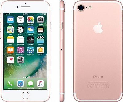 Apple Iphone 7 32GB Rose Gold Pre Owned