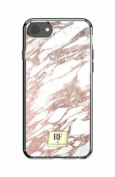Richmond & Finch Rose Gold Marble Iphone 6 / 6s / 7 / 8