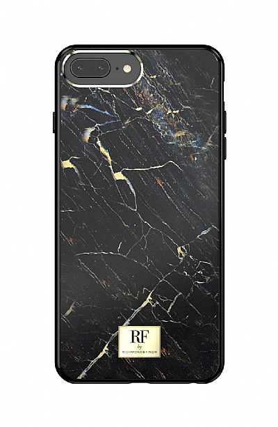 Richmond & Finch Black Marble iPhone 6 Plus / 6S Plus / 7 Plus / 8 Plus
