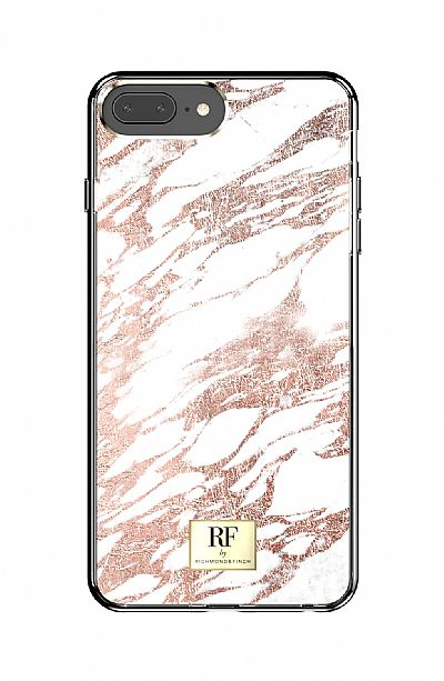 Richmond & Finch Rose Gold Marble iPhone 6 Plus / 6S Plus / 7 Plus / 8 Plus