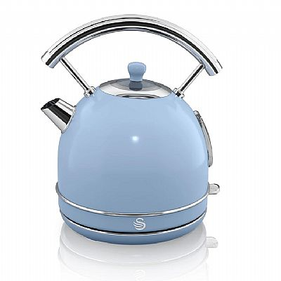Swan 1.8 Litre Dome Kettle – Μπλε